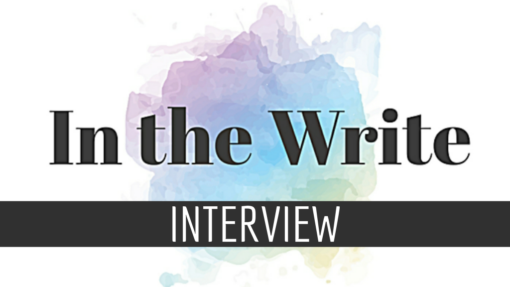 In The Write - Interview